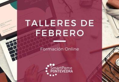 talleres formación online SmartPeme
